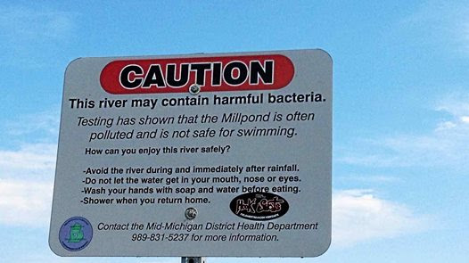 You are currently viewing Data shows E. Coli impact on fishermen at Pine River