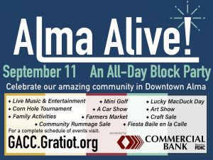 Read more about the article See us at Alma Alive!