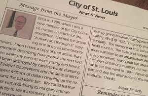Read more about the article St. Louis mayor encourages membership