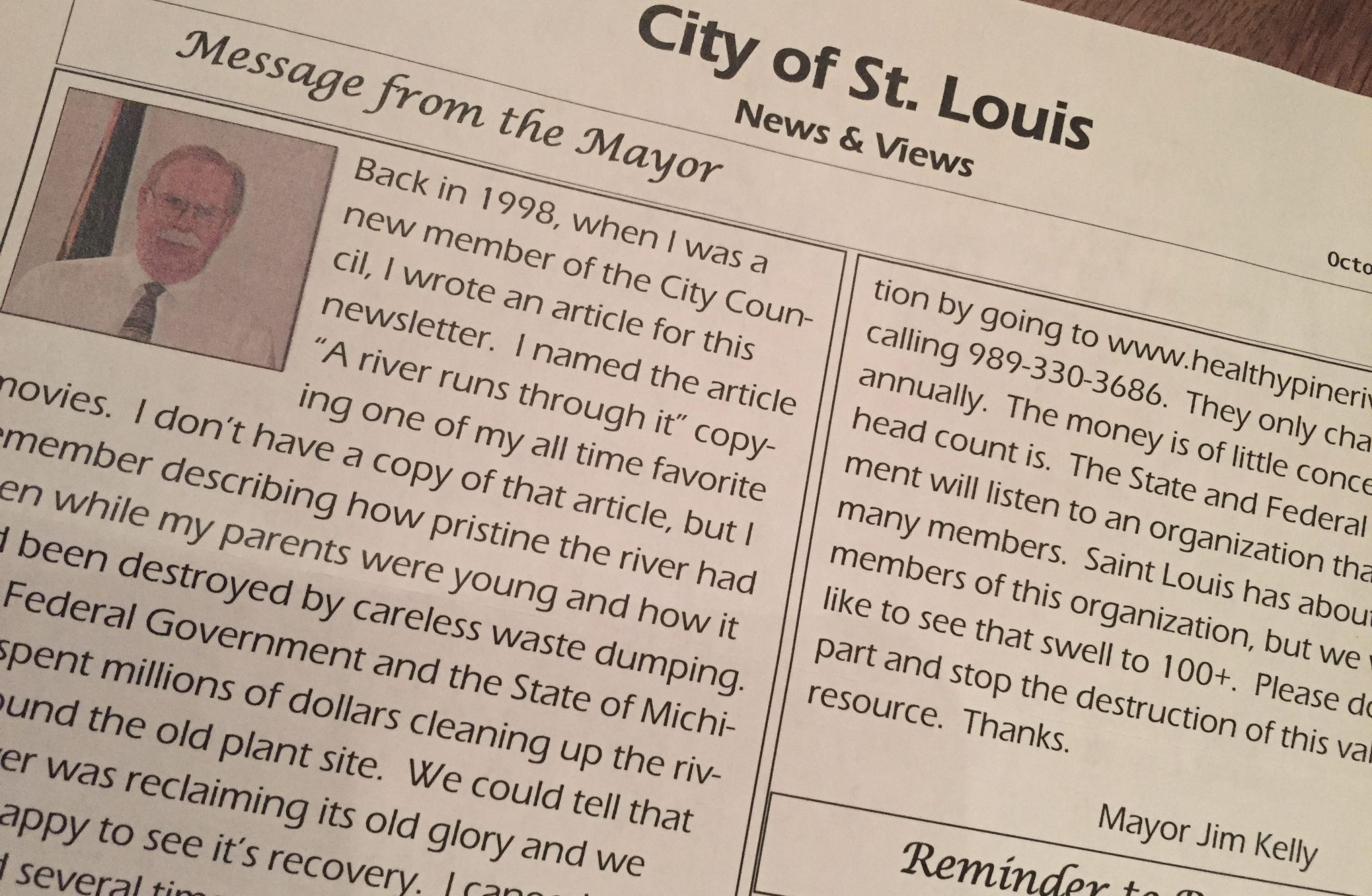 You are currently viewing St. Louis mayor encourages membership
